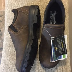 BLUNDSTONES High Quality Leather in Rustic Brown